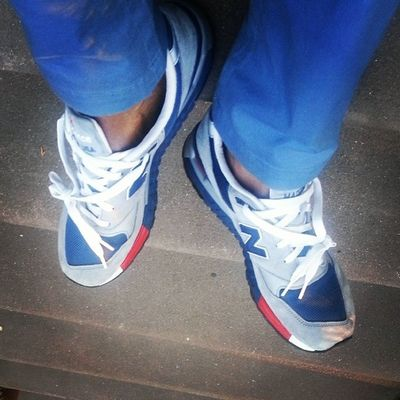 UNds the second pair. NewBalance998 NewBalance Kickstagram IGSneakerCommunity Sneakers Fashion