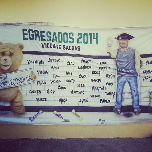 Egresados Promo2014 Economia ♡♡
