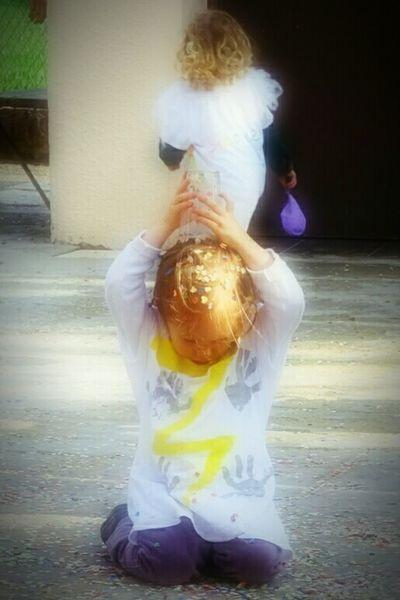 Fetes Carnaval Enfance ! ❤ Confetis Enfants Celebration Childrens