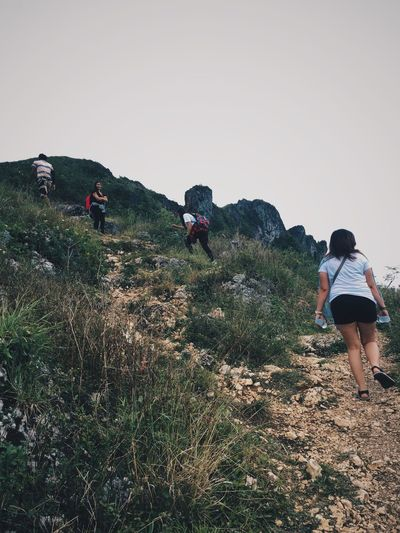 Hike up Hiking Adventure Leisure Activity Tourism Travel Nature Outdoors Walking Travel Destinations Mountain Beauty In Nature Osmeña Peak Cebu Philippines Landscape Eyeem Philippines EyeEm Best Shots Live For The Story The Great Outdoors - 2017 EyeEm Awards Place Of Heart Go Higher Summer Exploratorium Going Remote