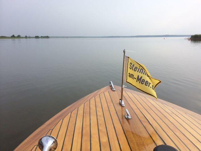 Jungfernfahrt Steinhuder Meer Steinhude-am-meer.de - Dein Meer-Foto Steinhude