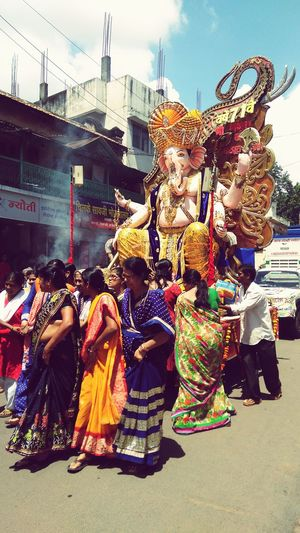 Tradition Crowd Person Women It's My Culture Celebration