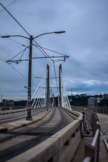 Tilikum Crossing Bridge Bridgeporn Portland OR. Taking Photos Nikond3300 Oregonlife Bridge Photography