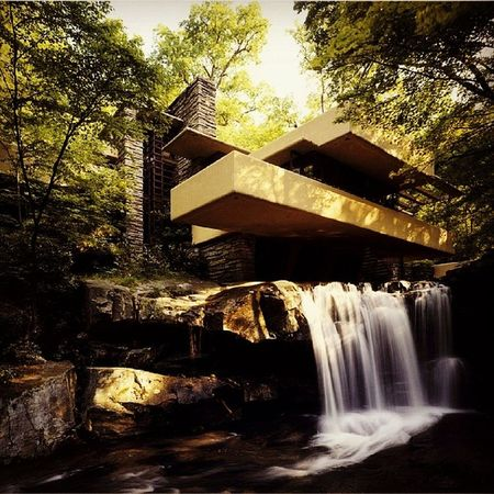 No matter how many times you look at it, its magic remains the same...hats off sir F. L Right...I wish to design something as magical as this magnificent Falling waters....great inspiration ArchiTexture Architecture Archies Archimania love it awesome design inspirarional superb fantastic art cool building tags4likes likeforlike like4like followforfollow ifollowback follow4follow intsatlike instapic
