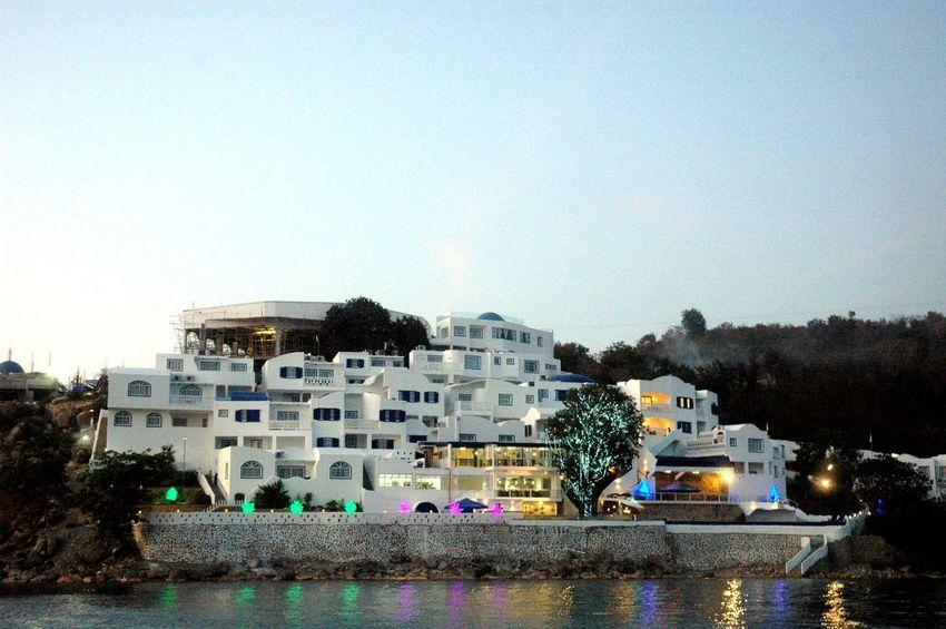 Vitalis Villas Architecture Building Exterior Built Structure Clear Sky No People Outdoors Travel Travel Destinations Water