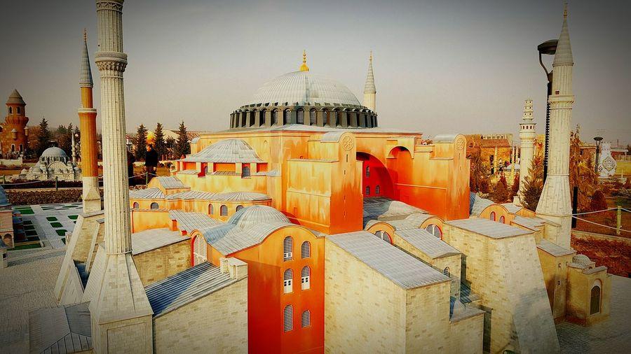 Turkey Ayasofya Ayasofyacamii Ayasofia Ayasofyamüzesi AyasofyaMuseum Konya Miniature Miniaturk Miniatures Ayasofyacami