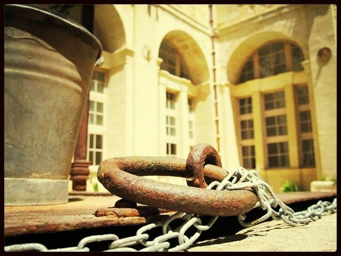Chained Eye4photography  EyeEm Best Shots