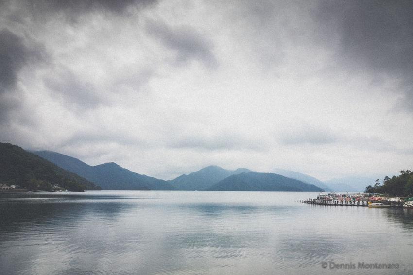 LastYear Chuzenji-Lake Chuzenjiko Clouds Cloudporn Nikko Japan