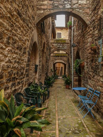 Spello-Perugia