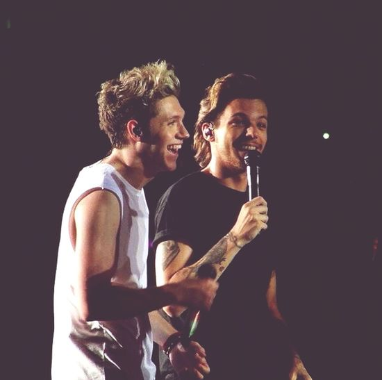One Direction Niall Louis
