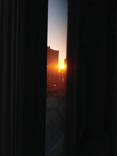 Sunset Indoors  No People Close-up Tyumen'
