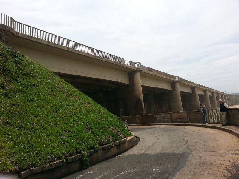 umkomaas bridge Kwazulunatal South Africa