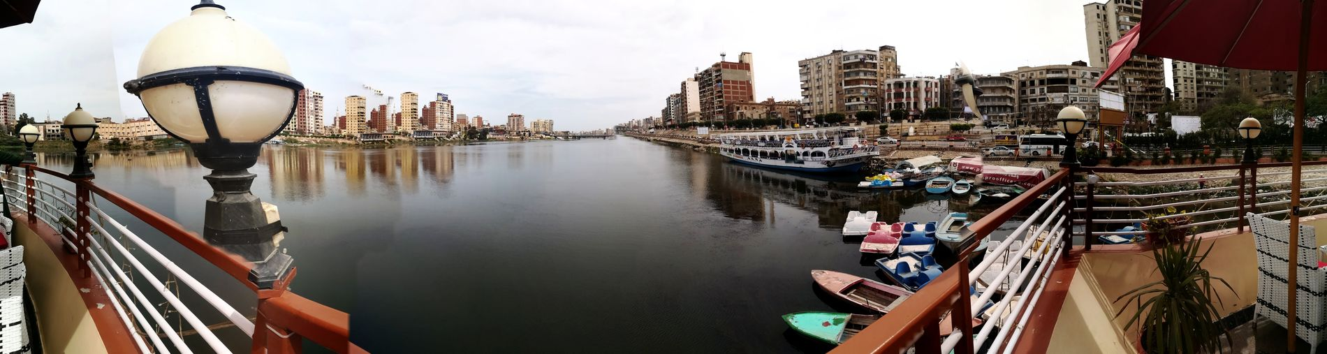 mamsoura ,,, restaurant ,,, Nile star EyeEmNewHere Nile River Building Exterior Sea And Sky Landscape Crusieship Architecture No People Nature Sky