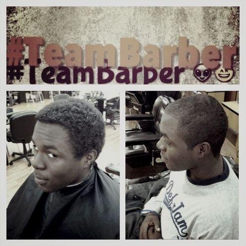 #TeamBarber
