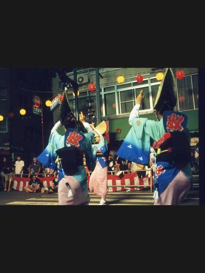 Awa Odori, Tokushima Japan Awa Odori Provia Slidefilm Leica M6 Festival