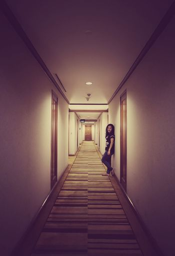 Corridor Indoors  The Way Forward Adult Architecture People Adults Only One Person Woman First Eyeem Photo EyeEmNewHere Low Angle View Looking At Camera EyeEm Best Shots EyeEm Gallery EyeEmBestPics EyeEm Selects