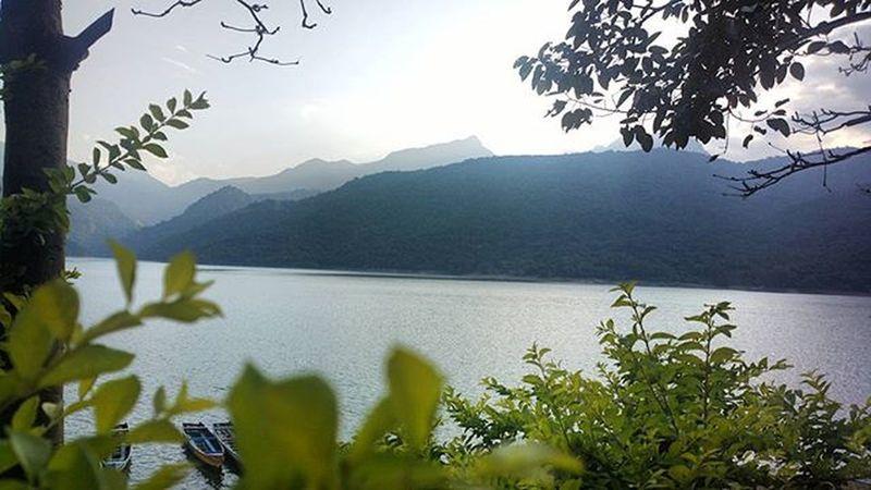 Landscape Papanasam Dam With Nokia  808