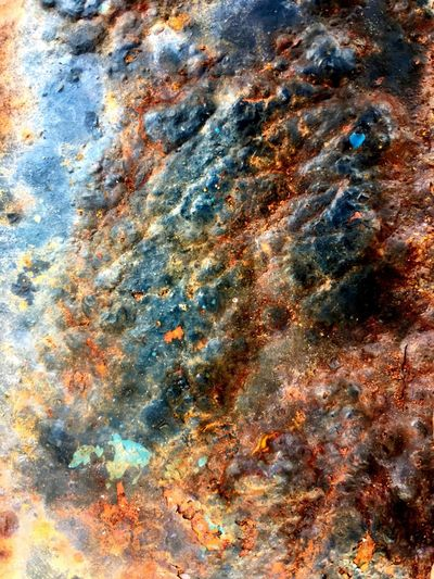 Rust Full Frame Backgrounds No People Pattern Abstract Nature Textured  Close-up Day Beauty In Nature Multi Colored Sky Scenics - Nature Outdoors Tranquility Water Abstract Backgrounds Rough Sunlight