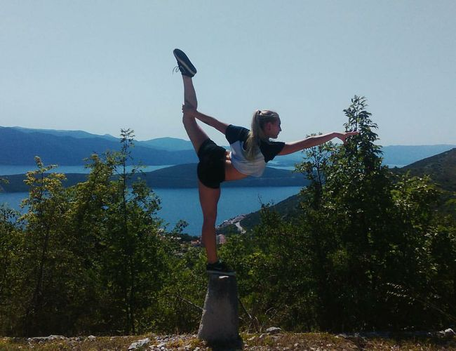 """🗻 """"No bird flies too high if it flies with its own wings."""" Nature Sea Mountains Dubrovnik Perfect That's Me Me Fun Eyes Beautiful Hair Happy Love Beauty Sexygirl Life Girl Model Fashion Blonde Hot Poledance Croatia"""
