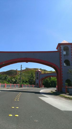 Umatac, Guam Brigde Smartphonephotography グアムのかわいい橋