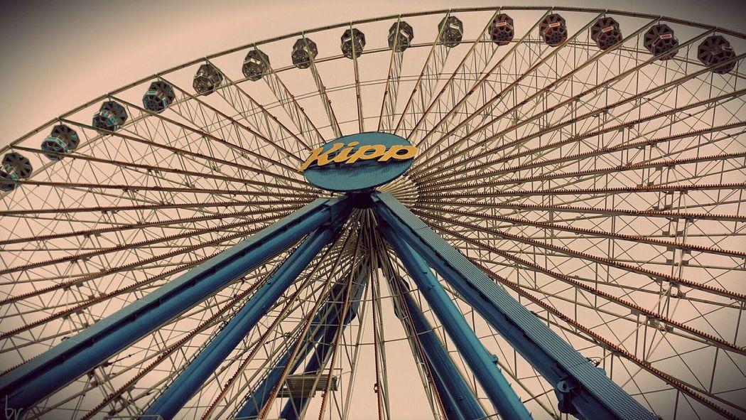 Riesenrad Kirmes Schwindelfrei Fun Feelfree