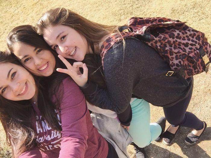 Girls Friends Love