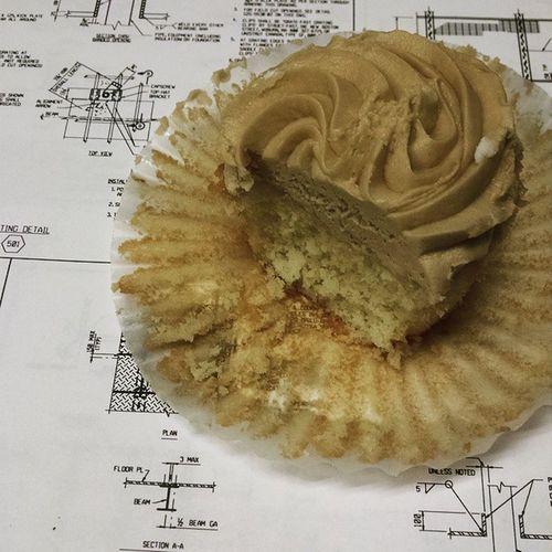 Cupcakes for breakfast. Becauseimreallyafatkidatheart