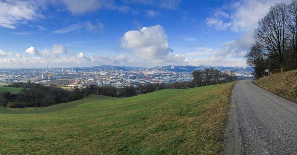 Linz Austria Landschaft Landscape