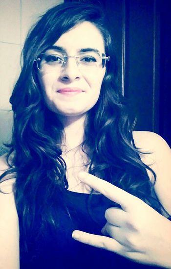 Hello ❤ EyeEm Selfie Metalhead \m/ Devilhorns SLAYER!!!!!! ♬♬??????