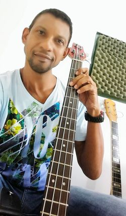 We have the inspiration in the life and the love because we love the life SauloValley Saulo Valley Musicrevolutionbrasil Music School Music Artist