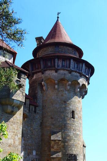 Sights Traveling Tourism Castle Building History Travel Destinations Monument Austria Loweraustria Trip Kreuzenstein Historical Building Architecture