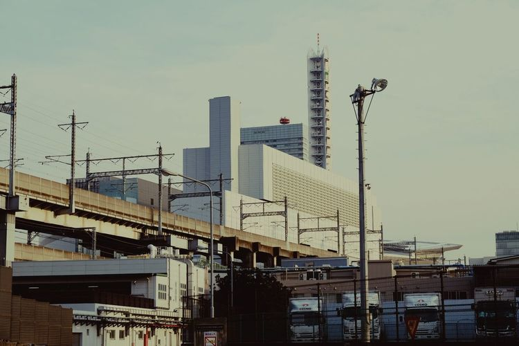 Urban High And Low Tower Archtecture Big City Japan Photography Japan Buildings City City Of Japan No People