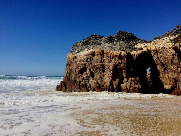 Exploring at Praia do Malhão in Alentejo Portugal ! Nature Photography Eye4photography  EyeEm Nature Lover