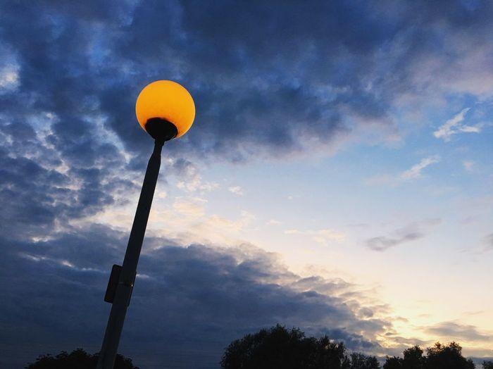 Lantern Sky Low