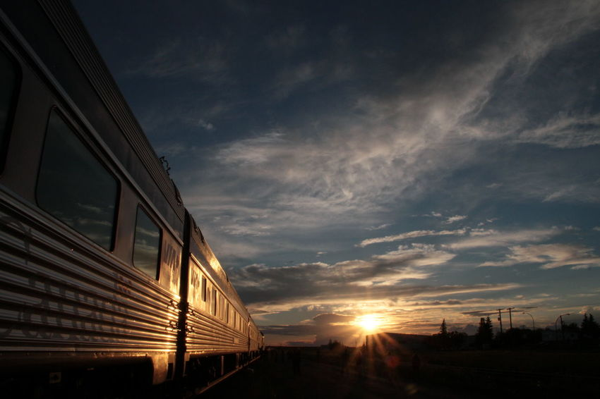 Nightphotography Skyporn Competition Sunset #sun #clouds #skylovers #sky #nature Beautifulinnature Naturalbeauty Photography Landscape [a:6000366] canada Eyem Best Shots- Sunset + Sunrise #eyem