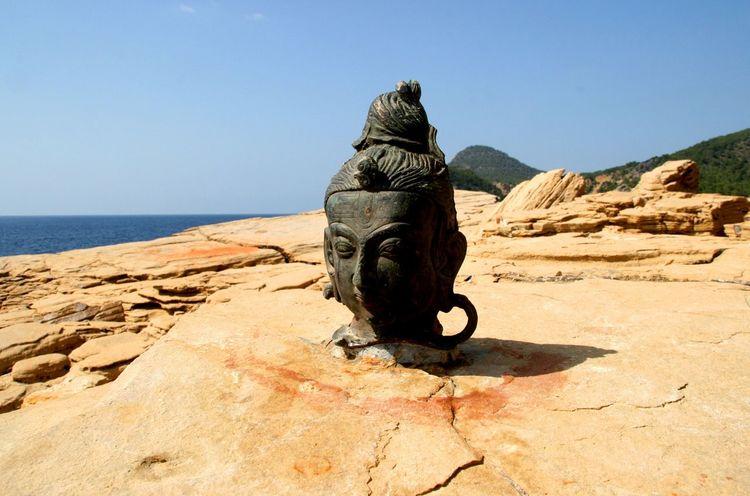 Ibiza Sa Pedrera Punta Galera Buddha Hippie Mediterranean
