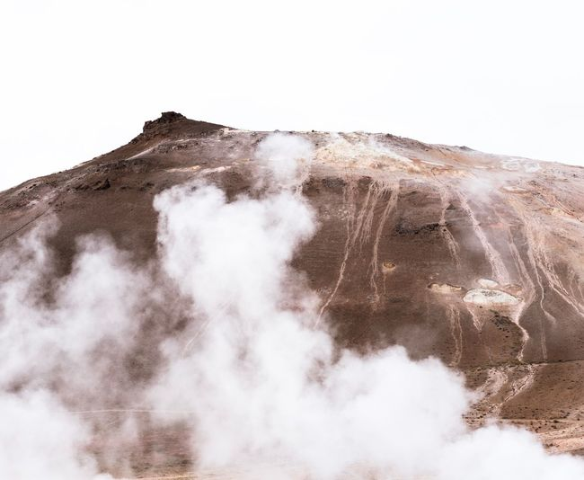 Geyser Vulcanic