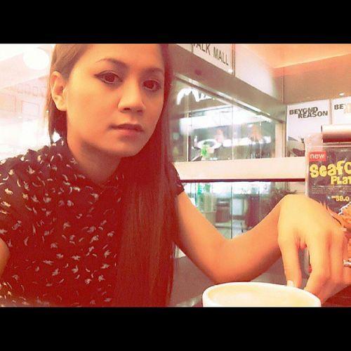 Instacool Instagood Wrapday Spendingtimealone wangsawalk coffeetime selfie Coffeeholic secretrecipe