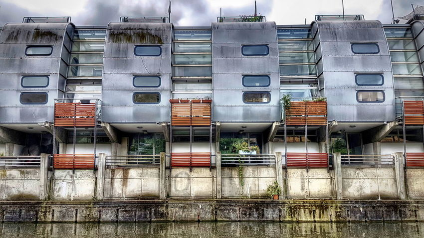 Architecture Houses Houses And Windows Houses In A Row Houses On The Water Camden Town Camden Canals London Architecture EyeEm LOST IN London