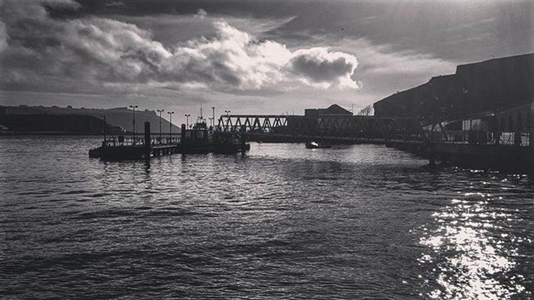 Plymouth Plymouthbarbican Britainoceancity Blackandwhite Bandw Seaview Suttonharbour