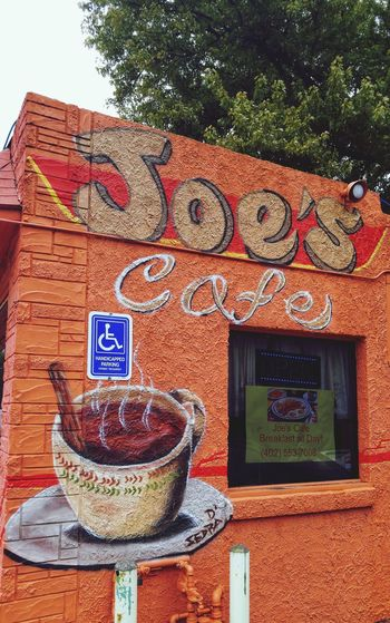 Building Exterior Built Structure Outdoors Eat At Joe's Bars And Restaurants