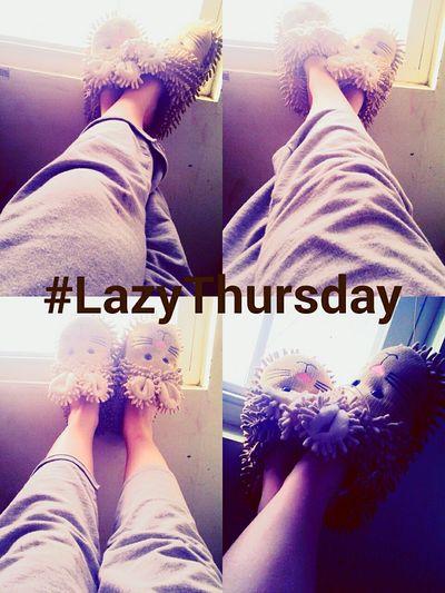 Lazythursday Snow Bored