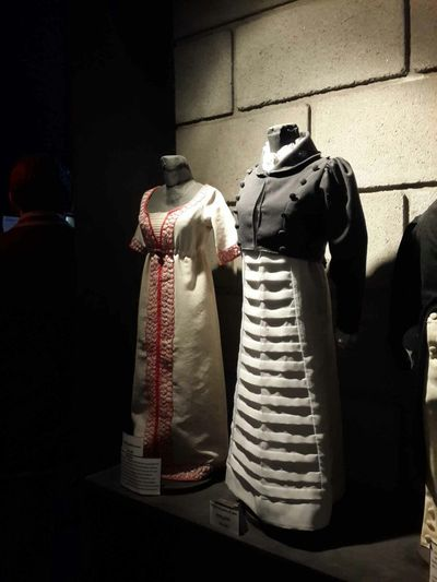 Antique Shop Costume Costumes Costumestore Cultures Design Fashion Focus On Foreground Indoors  Theater Theatre Theatre Arts Traditional Clothing