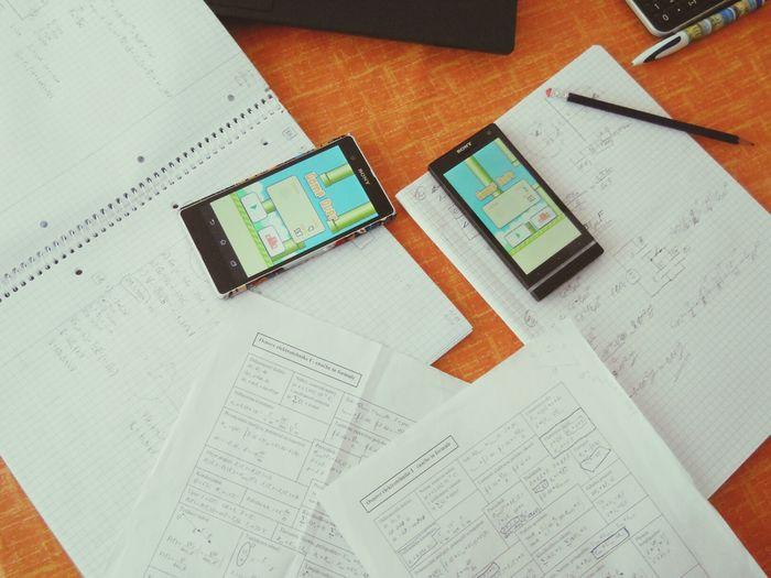 Study Hard . HASHTAG Flappy Bird