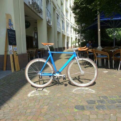 Fixed Bike Fixedgear Bike Fahrrad
