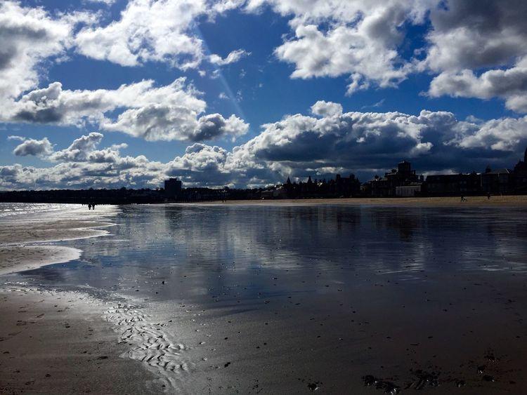 Beach Photography Portobello Beach, Edinburgh Eye4photography