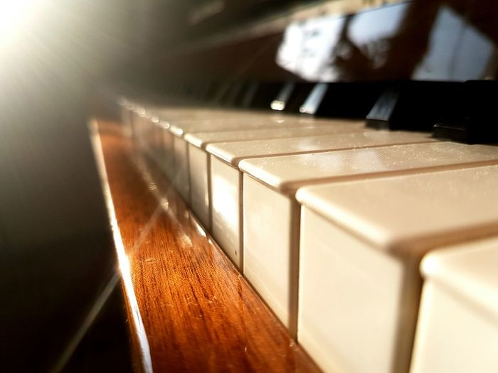 just a piano