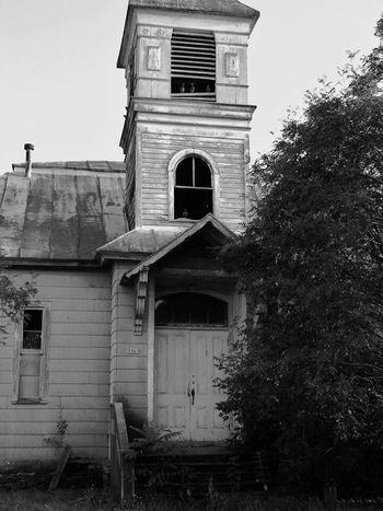 Blackandwhite Photography Abandonedbuilding Creepy House Bell Tower Building Architecture B&w Gothic Gothicart Gothicarchitecture Gothic Architecture