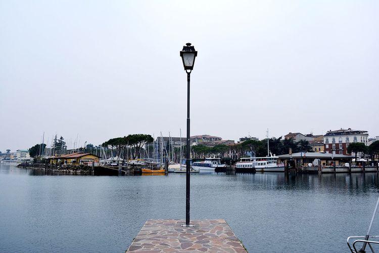C'eravamo tanto amati. Desenzano Desenzanodelgarda Travel Nature Water City Clear Sky Street Light Water Sky Boat Calm Horizon Over Water Ocean Sea Seascape