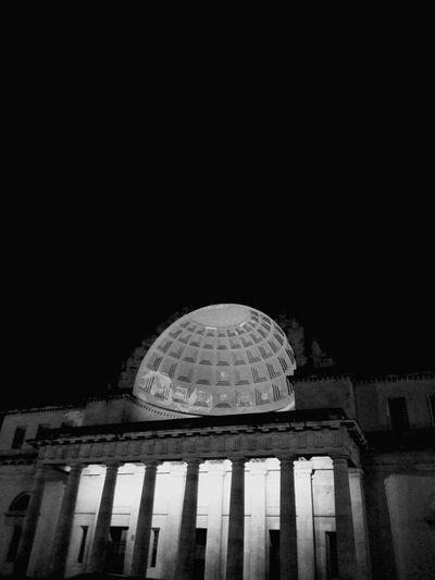 Enjoying Life Nightlife Blue Sky Sky Goodnight Night Lights Night Nightphotography Livorno Italy Leghorn Monument